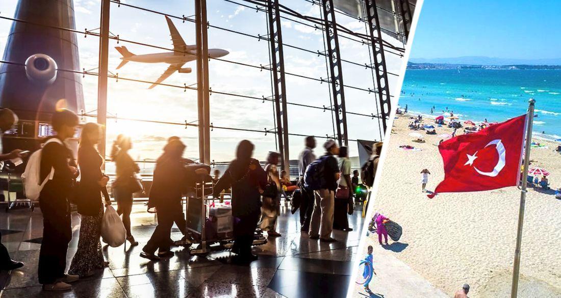 Турция поменяла правила въезда для иностранных туристов