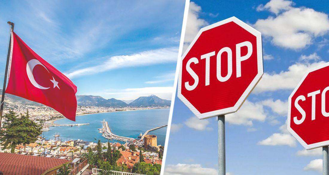 Плохие новости продолжают сыпаться на туризм Турции: опубликован новый запрет