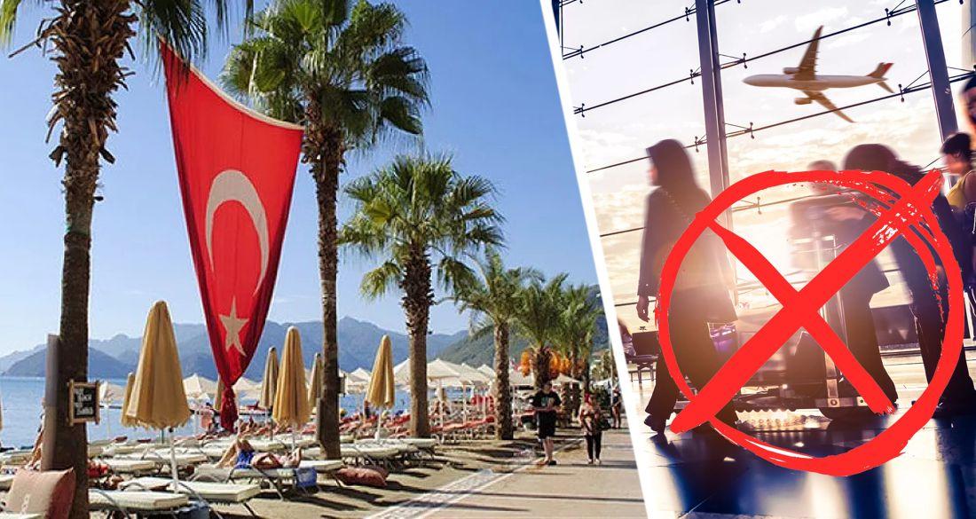 Туроператоры начали отменять туры в Турцию