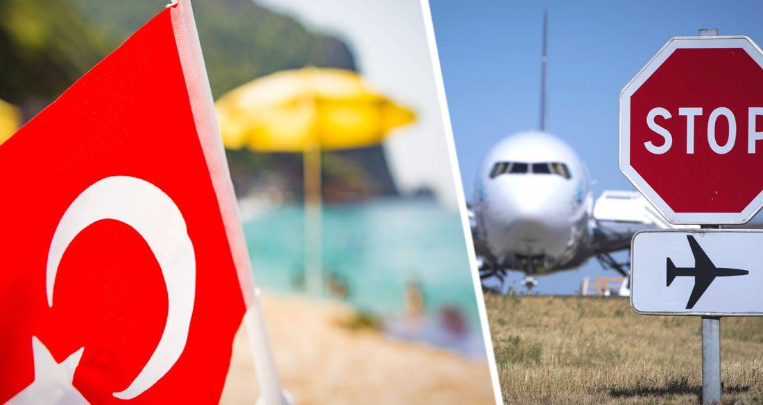 По туризму Турции нанесён очередной удар