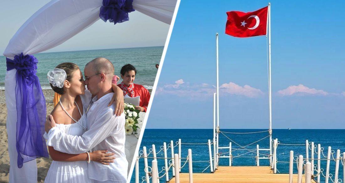 В Турцию под венец: названо место, куда иностранные молодожены стекаются тысячами