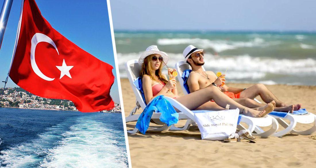 Объявлено количество российских туристов, которые отправятся в Турцию: турки насчитали в 2 раза меньше