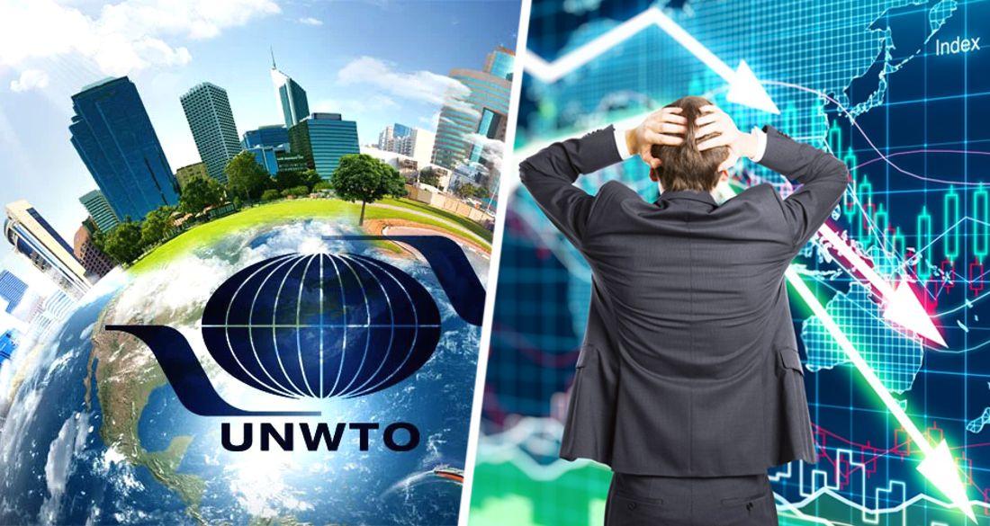 UNWTO: международный туризм продолжает стремительное падение