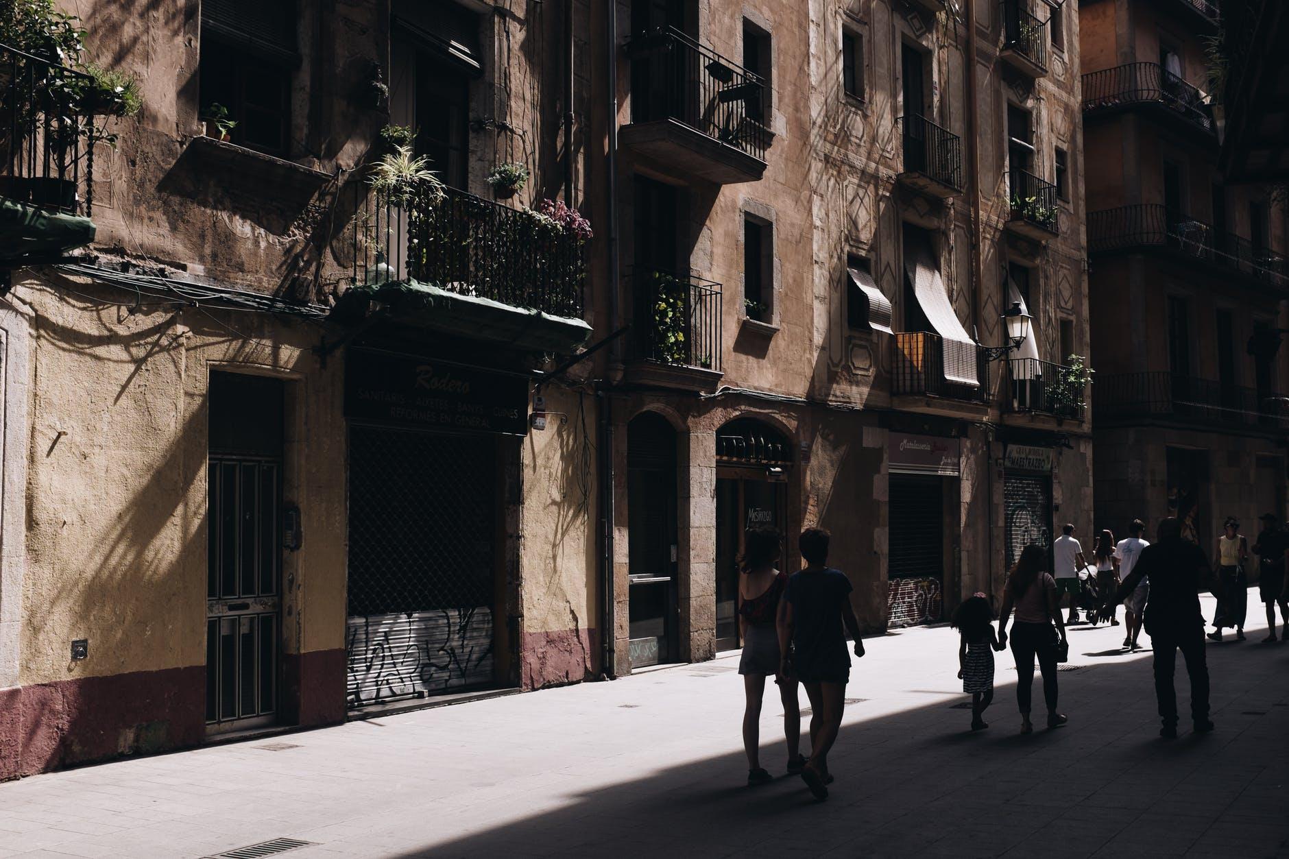 Актуальные меры, действующие из-за пандемии в Каталонии