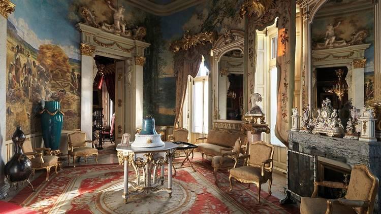 Дворец, который можно посетить бесплатно этим летом в Мадриде