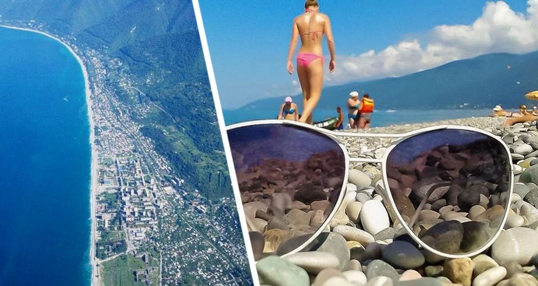 Туроператоры предупредили туристов об опасности отдыха в Абхазии