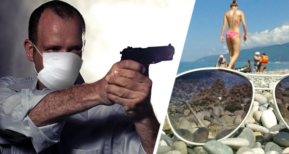 Скажи спасибо, что тебе голову не отстрелили: российским туристам начали угрожать в Абхазии