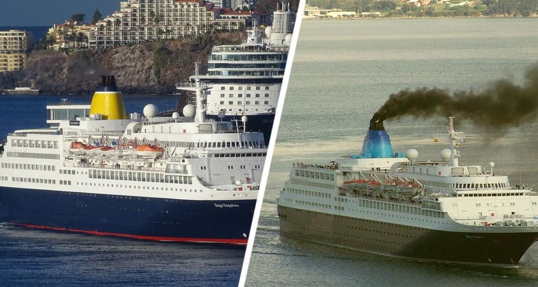Анекс запускает круизы на купленном круизном лайнере