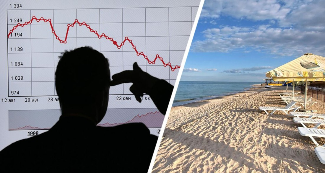 Начался массовый исход российских туристов с курортов Черного моря