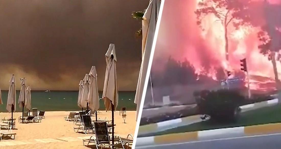 Генконсульство РФ сделало заявление по эвакуации туристов из Анталии