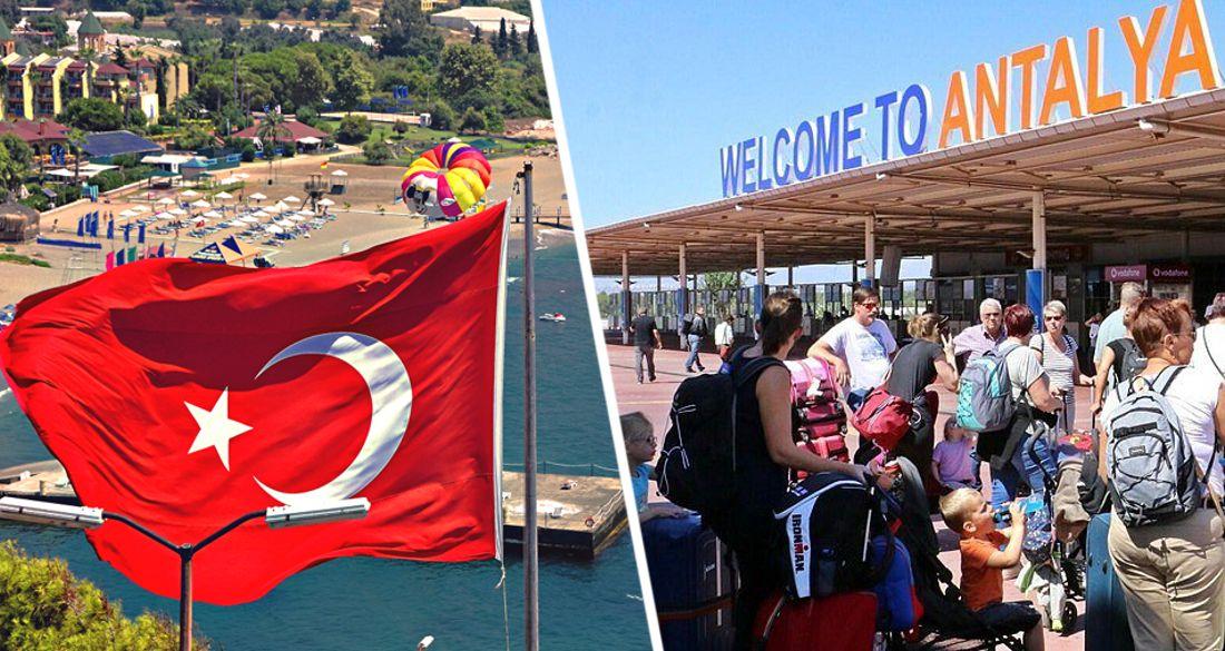 Все отели в Турции забиты на 100%: за номер просят 600 евро, мест нет