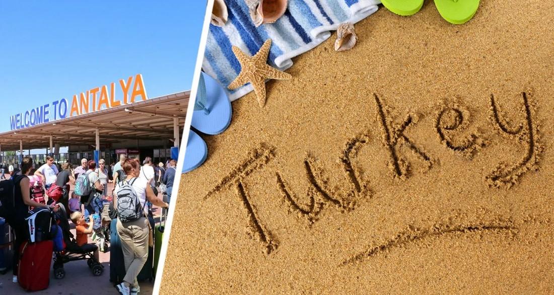 Анталию накрыло туристическое цунами: туристы просто ошарашены