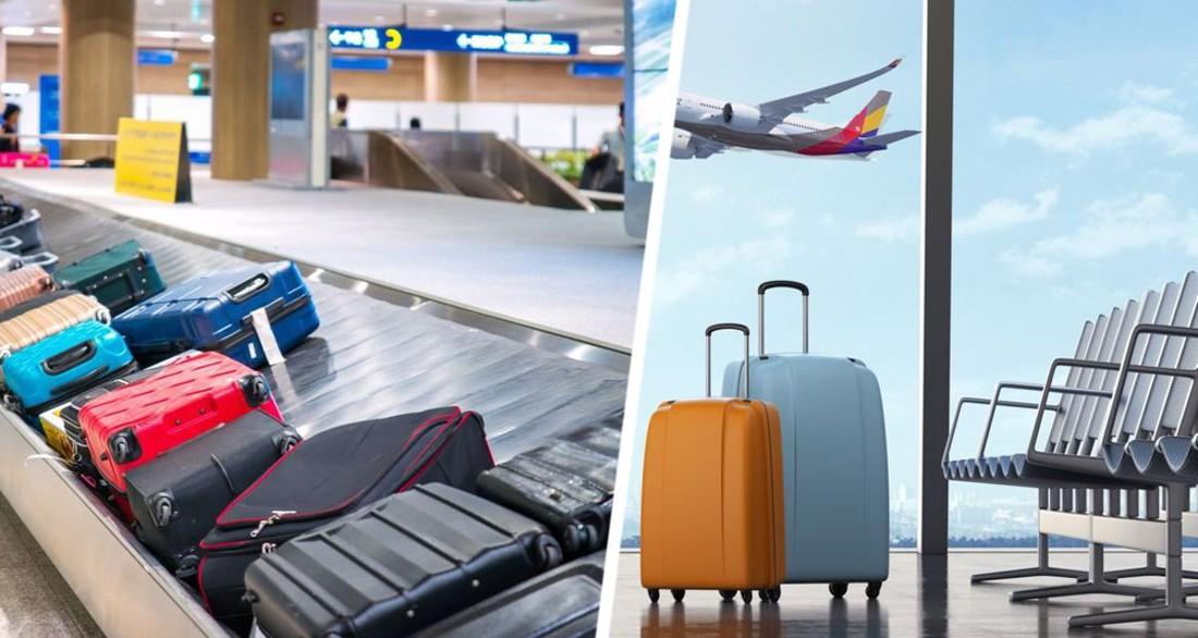 Туристка впала в бешенство и разгромила стойку регистрации в аэропорту