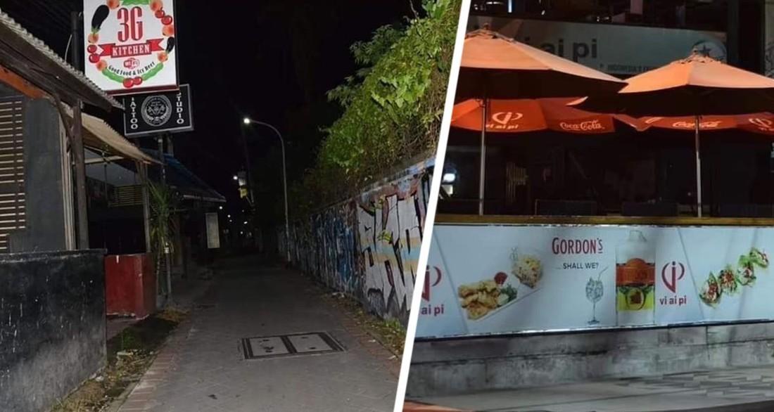 Опубликованы жуткие фото заброшенных туристических улиц Бали: полная разруха и безнадёга
