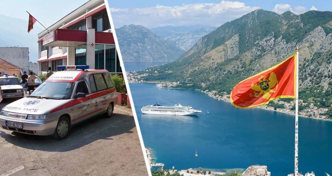 В Черногории подтверждена гибель российского туриста