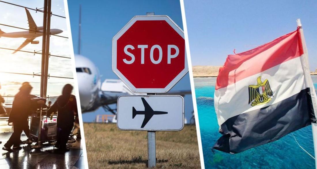 Курортам Египта отказано: Россия вычеркнула 231 рейс для туристов