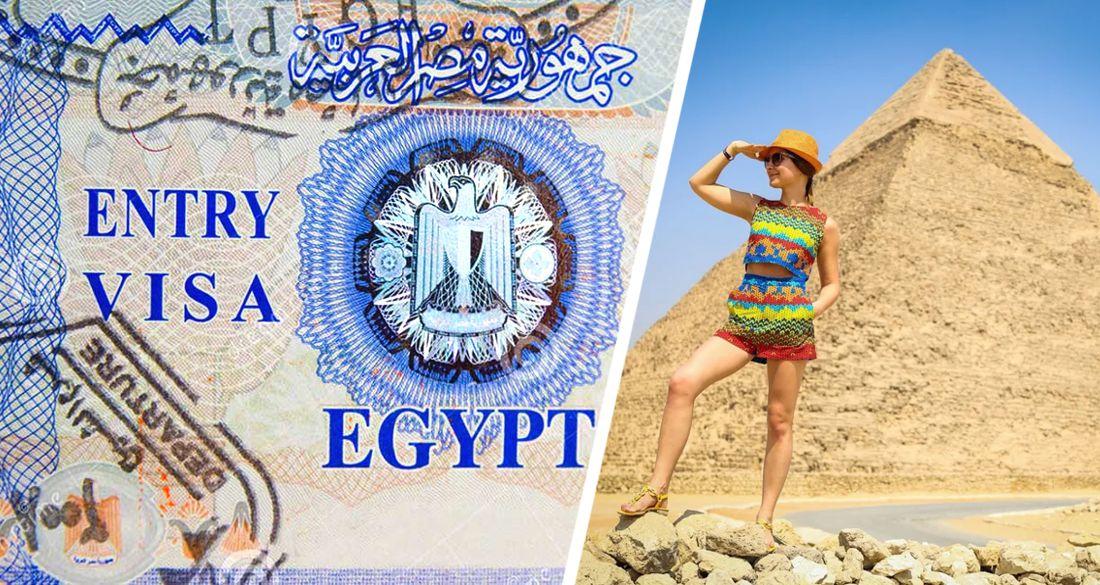Египет открыл сайт для получения российскими туристами электронных виз