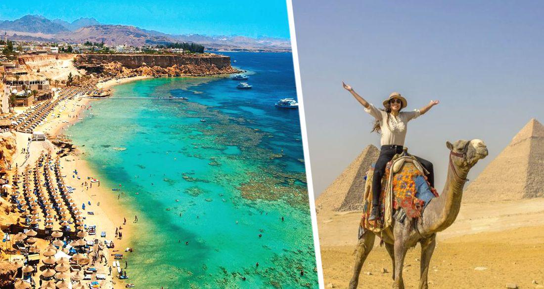 Египет ослабил ограничения для отелей перед открытием прямого авиасообщения на курорты из России