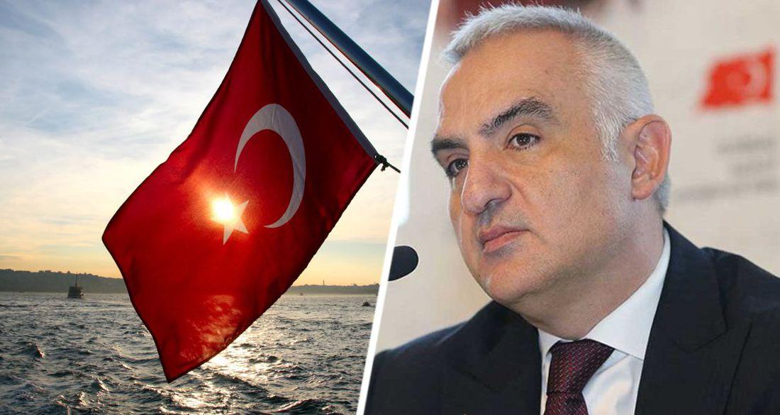 В Турции хотят разрушить отель министра туризма