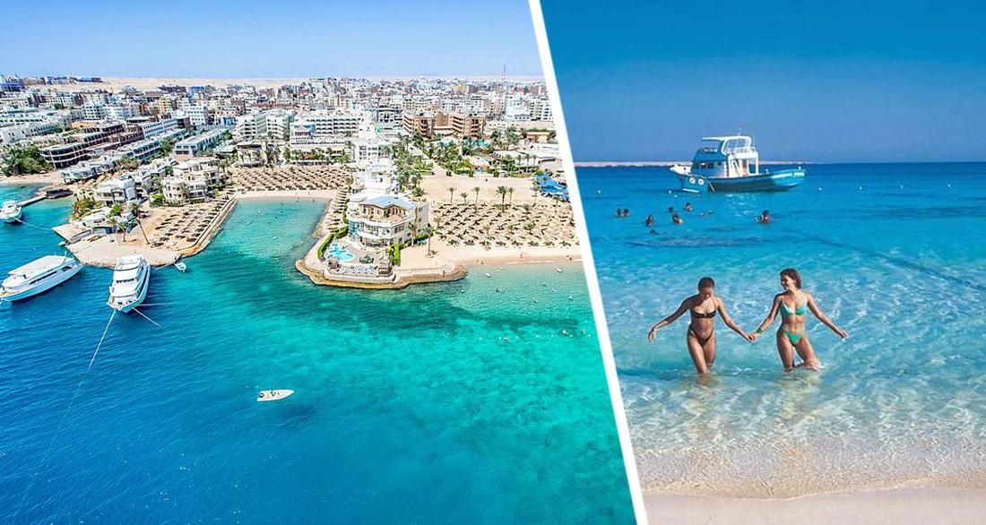 Мы вас ждём: египетские отели отрапортовали о готовности начать принимать российских туристов