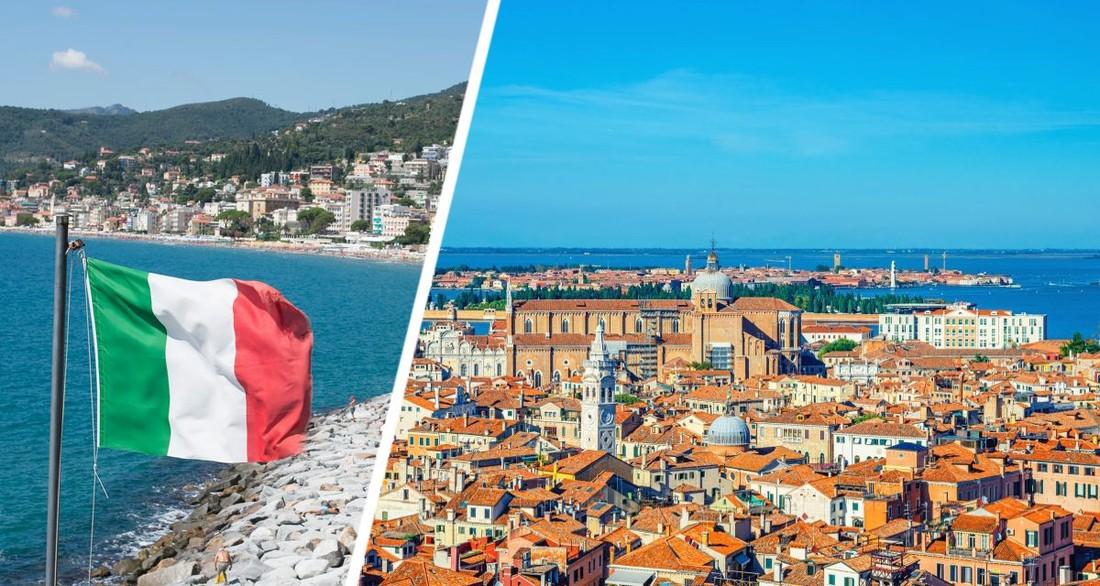 Бесплатные туры с вином: Италия начала раздавать туристам 7-дневные туры на полном пансионе на безвозмездной основе