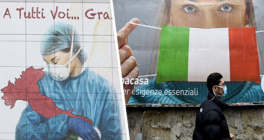 Италия продлила режим ЧП: премьер сообщил о перспективах туризма