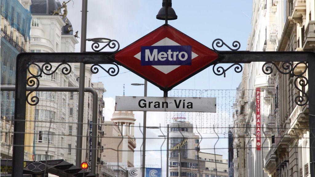 В Мадриде открылась обновленная станция метро Gran Vía
