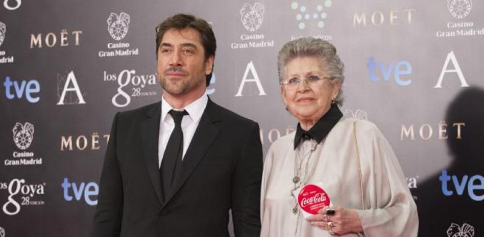 Скончалась мама Хавьера Бардема, испанская актриса Пилар Бардем