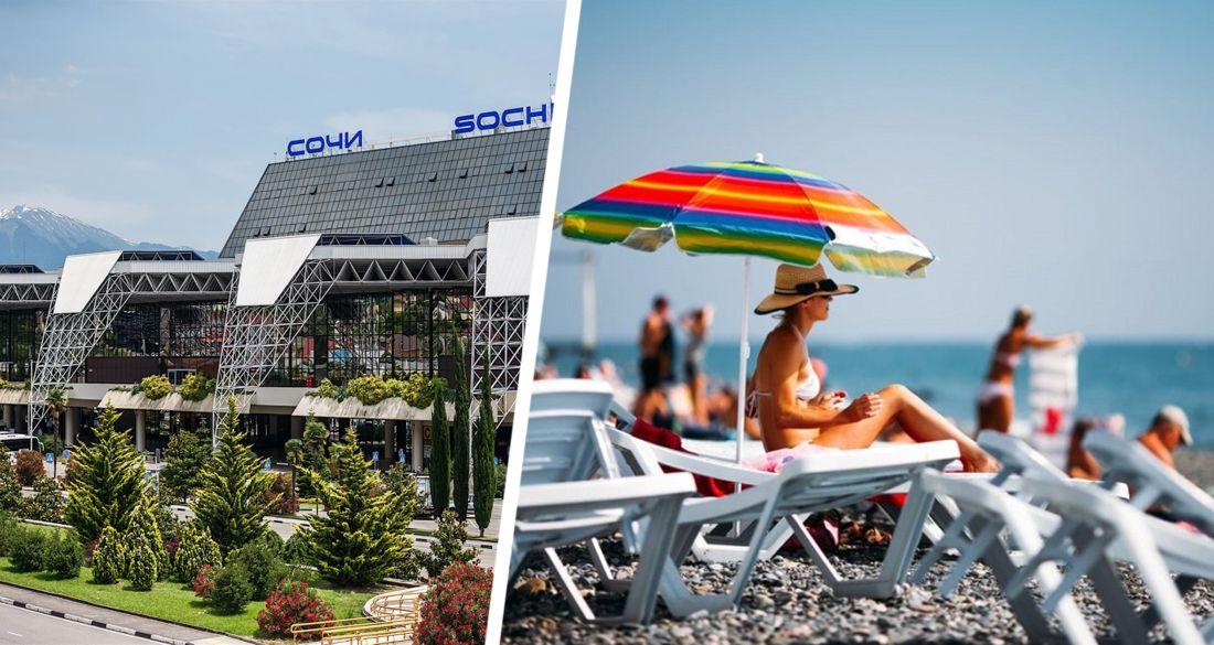 Названы условия приема россиян на курортах Черного моря