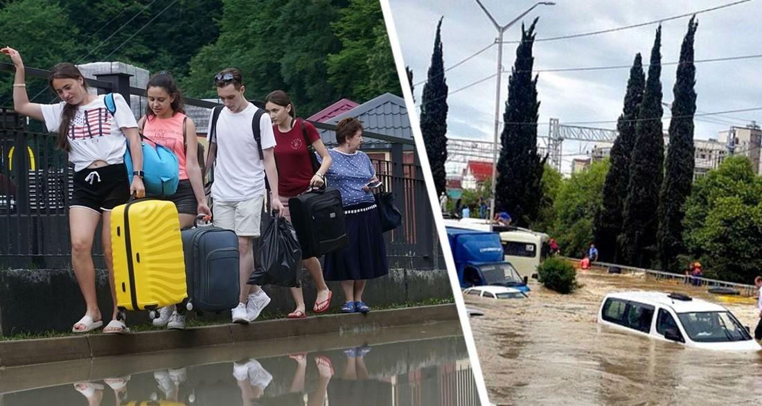 В Сочи призвали готовится к эвакуации: туроператоры дали рекомендации туристам