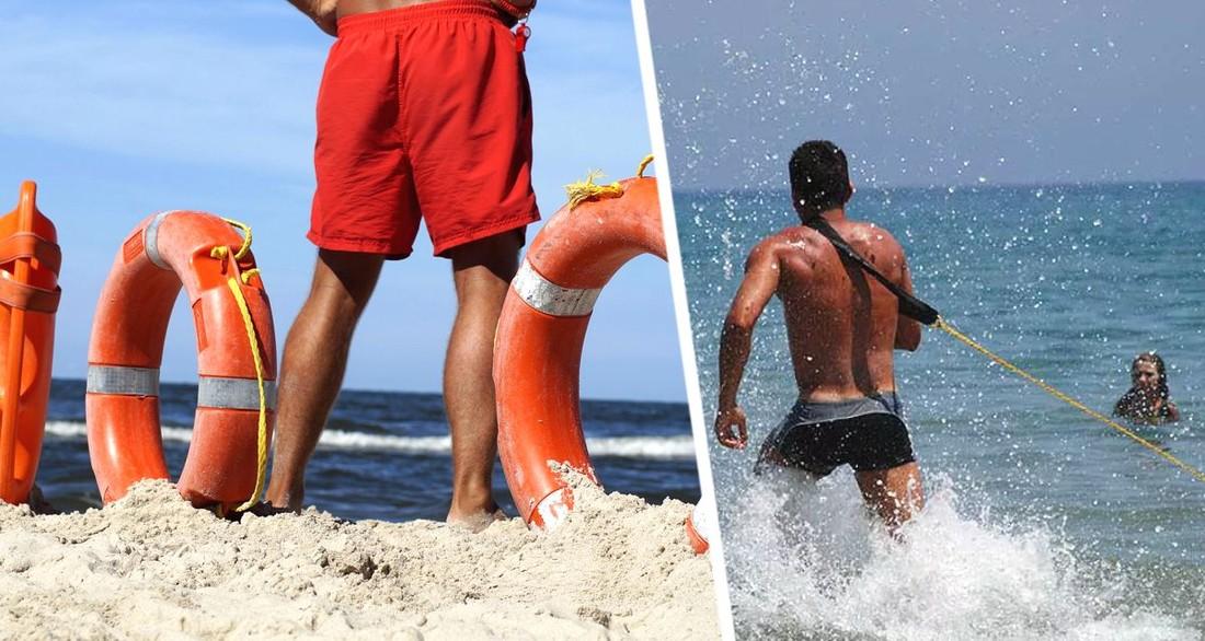 Это опять вы: российскую туристку в Греции второй раз за 2 года спас один и тот же спасатель