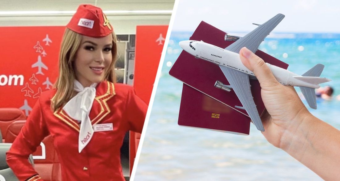 Стюардесса рассказала о секретном шкафчике с бесплатными аварийными продуктами: как его найти