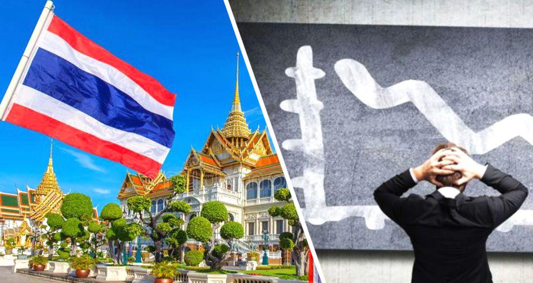 Ниже плинтуса: туризм Таиланда достиг дна