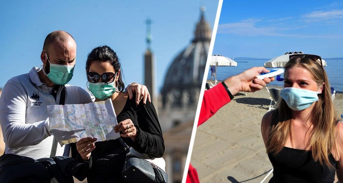 Каждый пятый россиянин путешествует в маске и перчатках