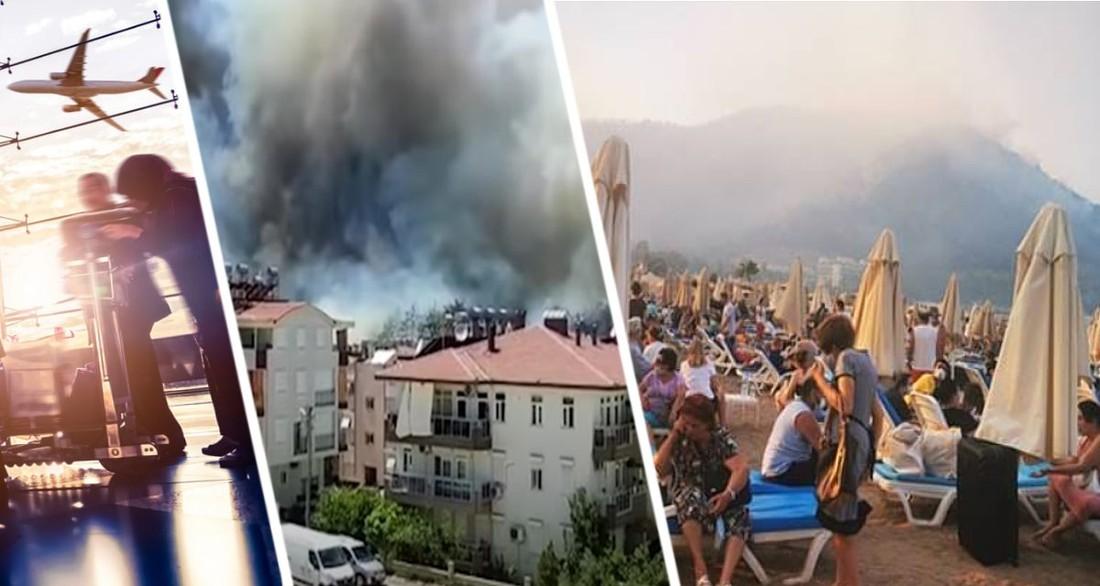 Российских туристов в Турции призвали быть готовыми к эвакуации