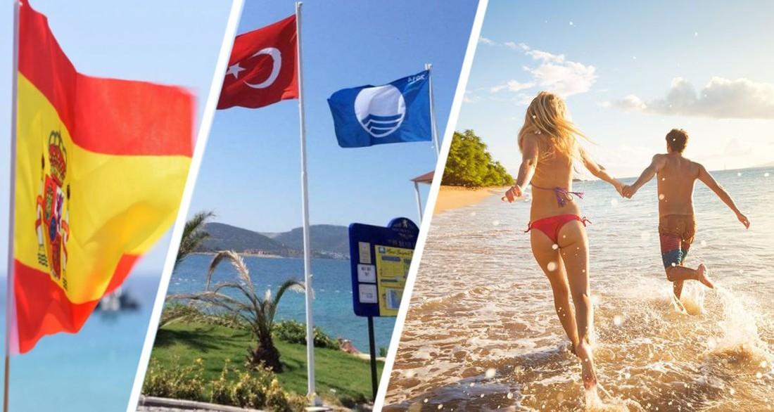 Тысячи туристов наплевали на предупреждения и бросились отдыхать на курорты, объявленные опасными