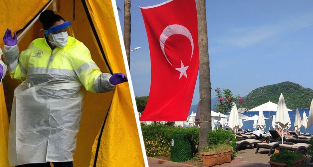 Санитарные власти Турции призвали ужесточить меры против российских туристов