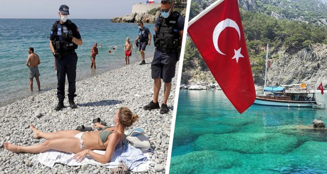 В Турции бьют тревогу, обвинив российских туристов: Анталия превратилась в гигантский котел дельта-ковида