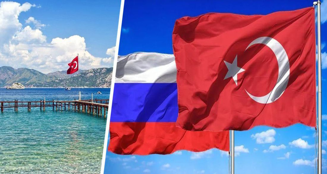 Посольство Турции в РФ сделало заявление по поводу закрытия границ для туристов