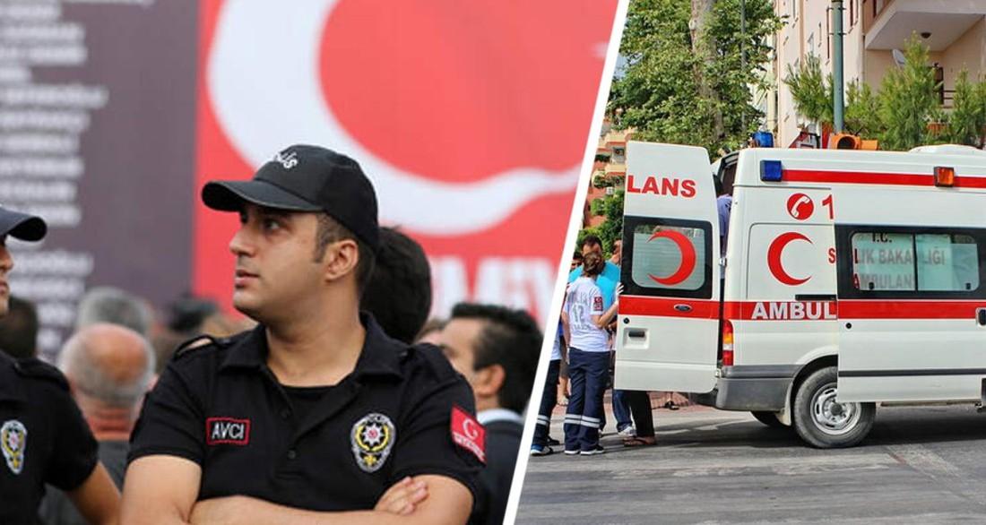 В Турции туристка откусила палец у охранника