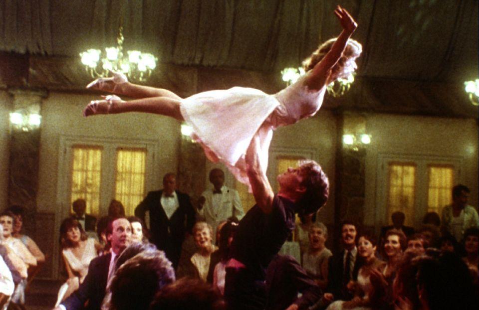 «Грязные танцы» возвращаются на большие экраны в Мадриде