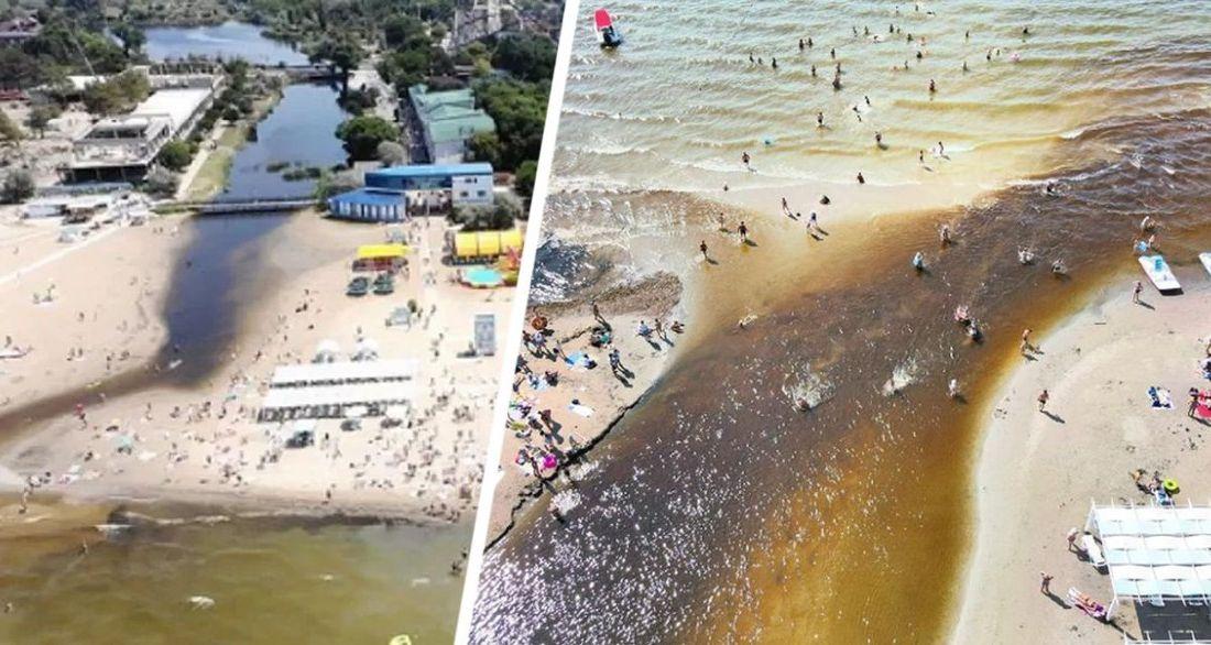 Море... повергло меня в состояние шока, отвратительный тухлый запах - туристка рассказала об основной «прелести» главного российского курорта
