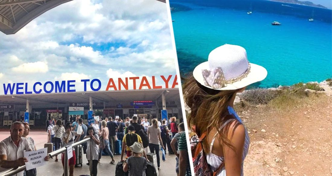 Анталия превысила очередной порог, объявив оглушительные данные по российским туристам