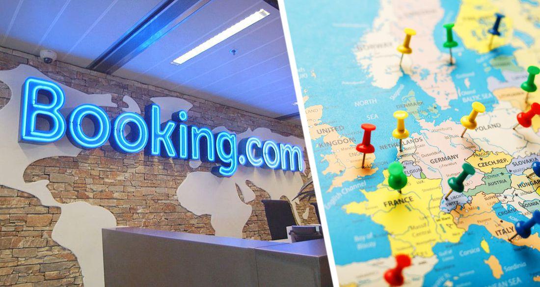 Booking.com положил глаз на авиабилеты, туры и рестораны