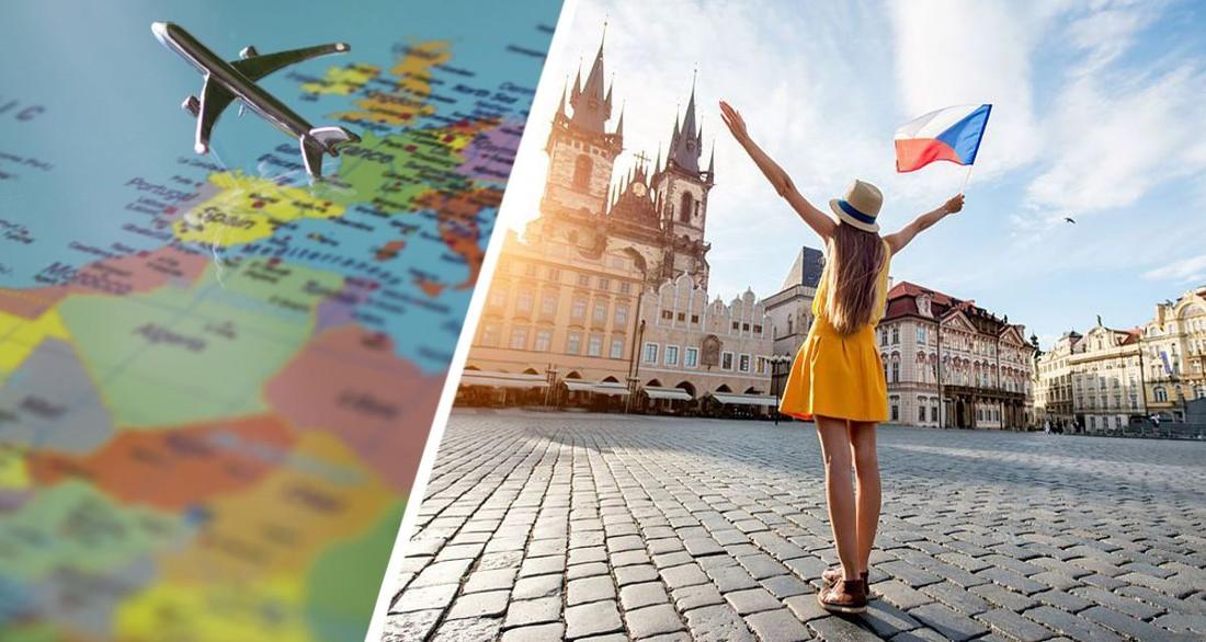 Российские туристы начали искать билеты в Чехию
