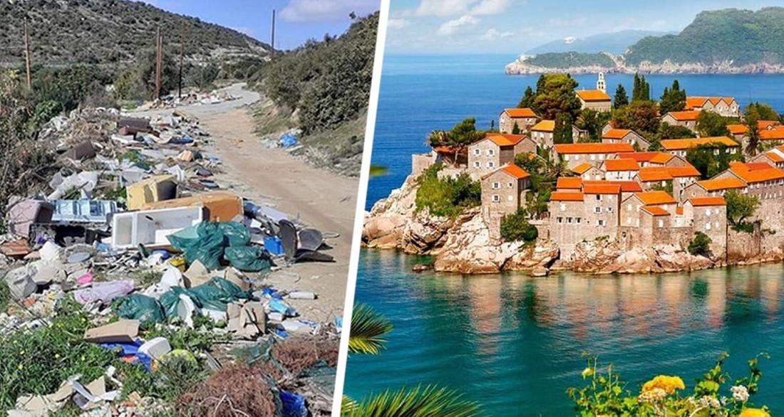 Везде грязь и всё дорого, очень дорого: турист пожаловался на отдых в Черногории