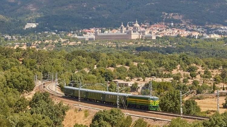 Исторический поезд Филиппа II скоро снова возвращается на рельсы