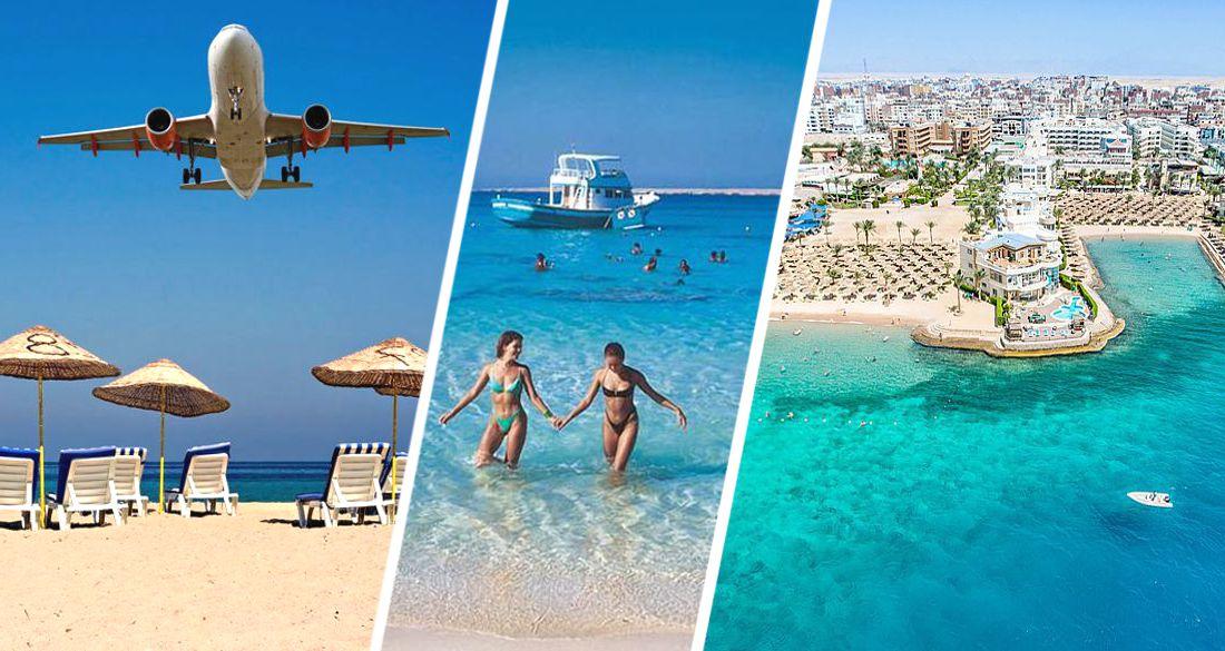 В Египте началась всеобщая мобилизация туризма: курорты готовятся к приёму главных конкурентов российским туристам