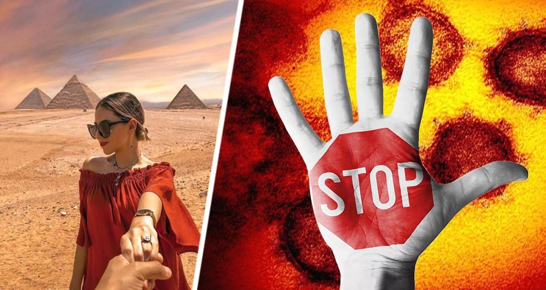 В Египте зафиксирован вирус-мутант, что вызвало панику населения и поставило туризм под угрозу