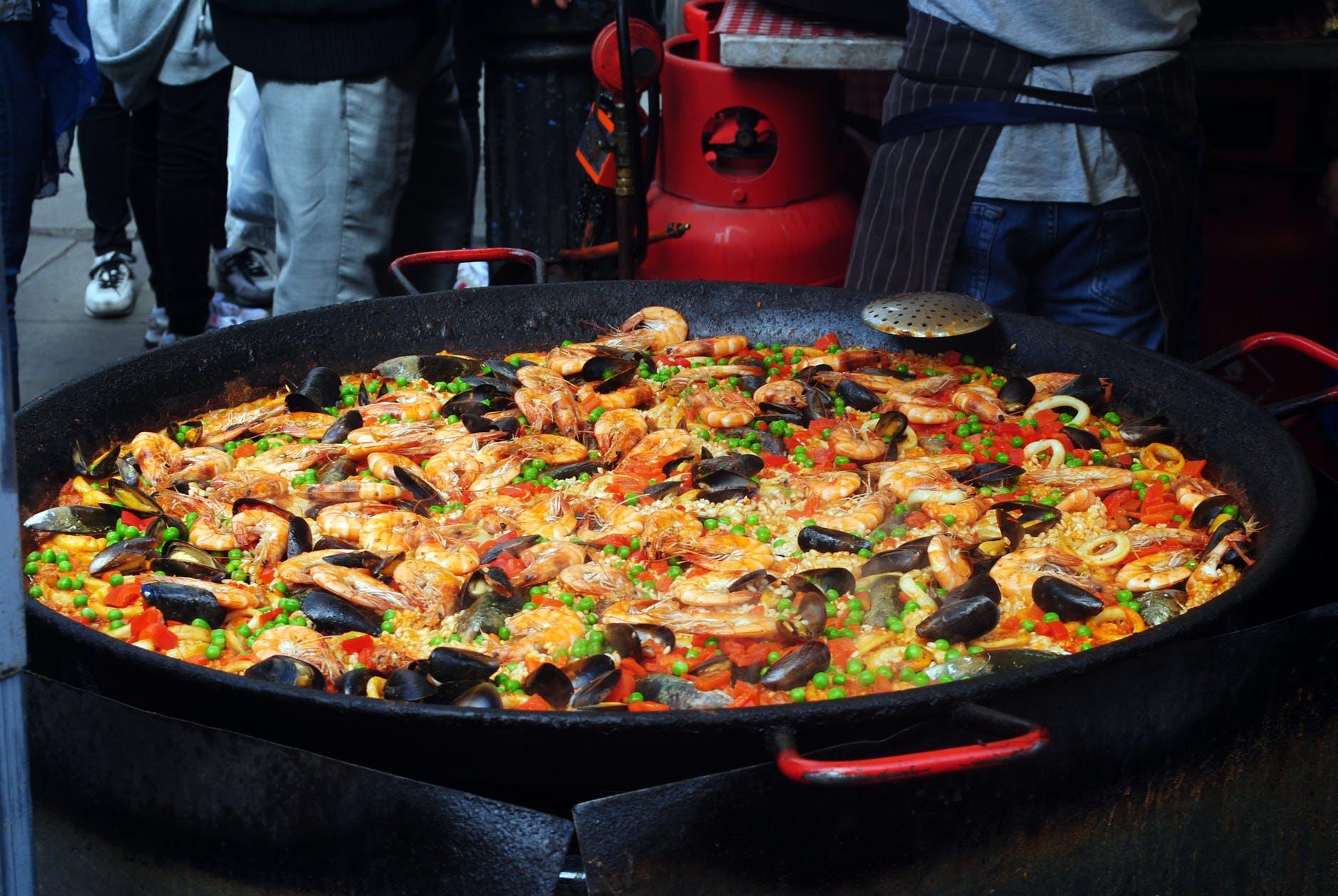 Паэлья в списке самых популярных «инстаграмных» блюд в Испании